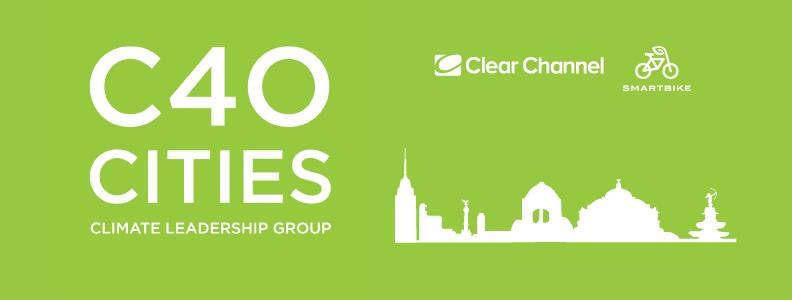 Clear Channel y SMARTBIKE presentan la Cumbre C40.