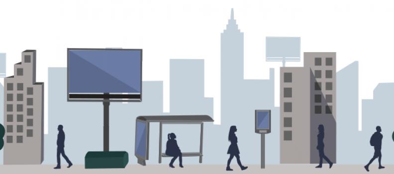 La publicidad de las ciudades inteligentes.