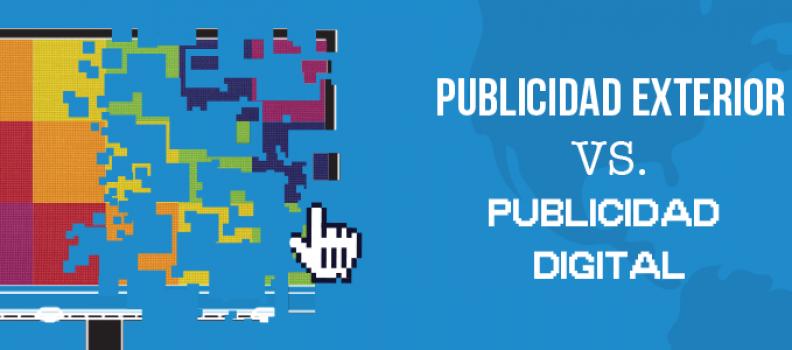 Publicidad DOOH vs Publicidad Online.