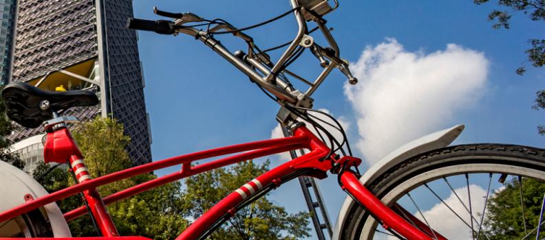 Bicicletas públicas y la movilidad sustentable