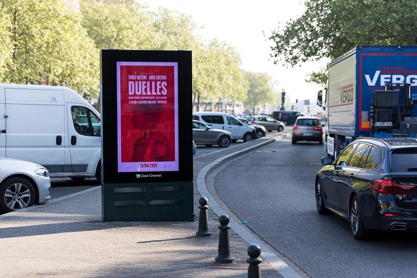 Clear Channel gana contrato de Publicidad exterior en Bélgica